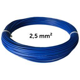 Leiter blau 2,5 mm², Wicklung 25m